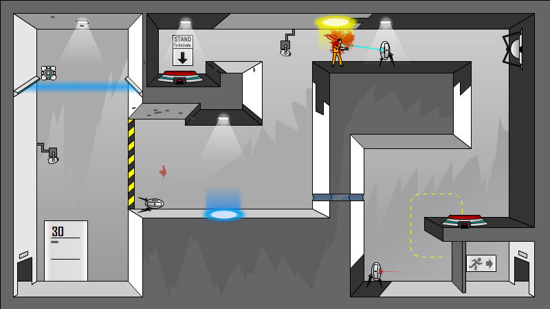 play portal 2 flash